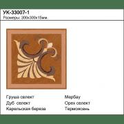 Угловой элемент УК-33007-1