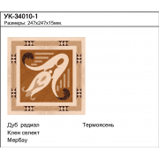 Угловой элемент УК-34010-1