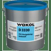 WAKOL D 3330 Клей для дизайнерских ПВХ-покрытий