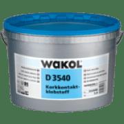 WAKOL D 3540 Контактный клей для пробкового покрытия