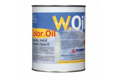 Color.Oil Морилка для дерева на основе масла 1 л WHITE