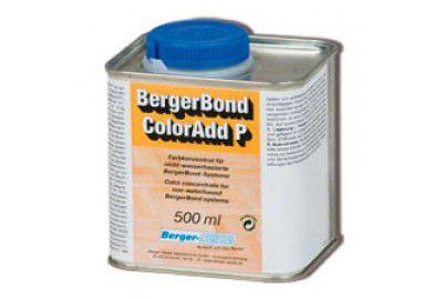 """Цветной концентрат для окраски клеев """"Bond Color Add P"""" 0,5л."""
