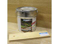"Масло для наружных работ ""OutdoorOil Nature""(Германия) 3л."