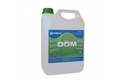 DOM Однокомпонентный лак на водной основе для использования в домашних жилых помещениях 5 л