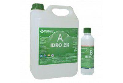 IDRO 2K Vermeister Полиуретановый лак для паркета двухкомпонентный на водной основе