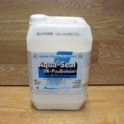 2-х компонентный полиуретановый лак, сохраняющий естественный тон древесины «Berger Aqua-Seal 2KPU NaturalWhite»