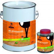 HS 2K ImpactOil чистое масло; подходит для влажных помещений, объектов с повышенной нагрузкой, детской мебели