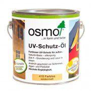 Защитное масло с УФ-фильтром для наружных работ OSMO UV-Schutz-Ol без биоцидов 2.5л