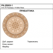 Розетка Прибалтика