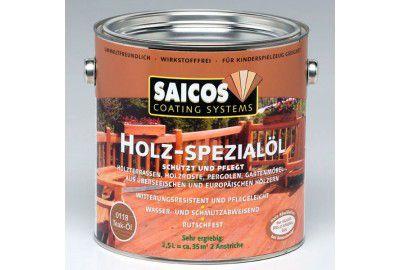 Масло для террасной доски SAICOS Holz-Spezialol тик прозрачное 0.75л