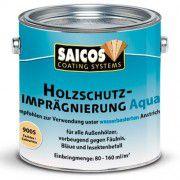 Бесцветная пропитка-антисептик на водной основе для древесины SAICOS Holzschutz-Impragnierung 9005 Aqua 2.5л