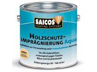 Бесцветная пропитка-антисептик на водной основе для древесины SAICOS Holzschutz-Impragnierung 9005 Aqua 0.75л