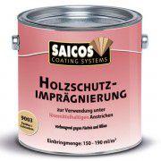Защитная пропитка для древесины SAICOS Holzschutz-Impragnierungen 9003 2.5л