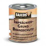 Противопожарный грунт Saicos Impregnation Fire Protection 0.75л