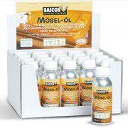 Бесцветное мебельное масло Saicos Mobel-Ol 0.3л