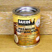 Масло с твердым воском с ускоренным временем высыхания «Saicos Premium Hartwachsolot» ультраматовое 0.125л