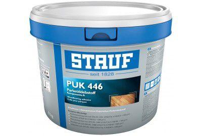 2К жёстко-эластичный универсальный полиуретановый клей, без содержания эпоксидных смолPUK-446 P