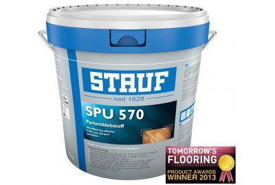 Прочнейший 1К жёстко-эластичный полиуретановый клей, модифицированный силаном, с функцией влагоизоляции до 5% СМ SPU-570