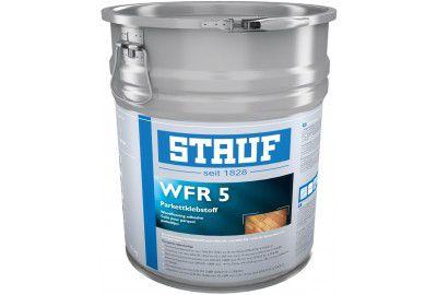 1К паркетный клей на основе искусственных смол с минимальным содержанием спирта WFR-5 P